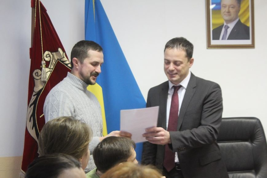 В Днепродзержинске наградили волонтеров (Обновлено), фото-8