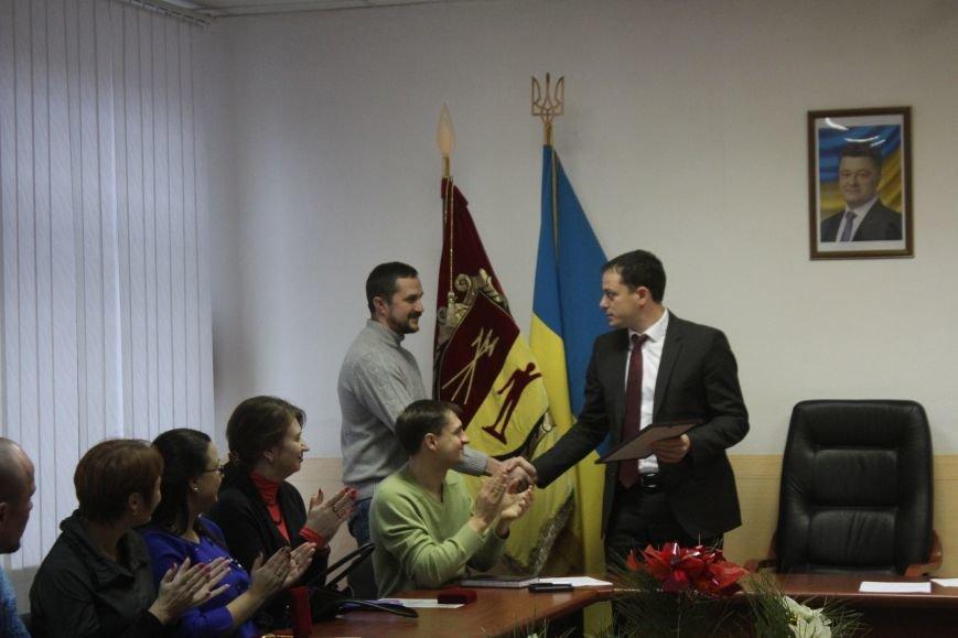 В Днепродзержинске наградили волонтеров (Обновлено), фото-10