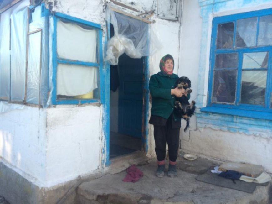 Жители Павлополя хотят заниматься предпринимательством, но требуют гуманитарную помощь (ВИДЕО), фото-2