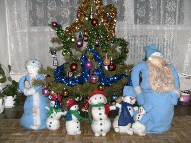 В Днепродзержинской исправительной колонии состоялся конкурс елочных украшений (фото) - фото 3
