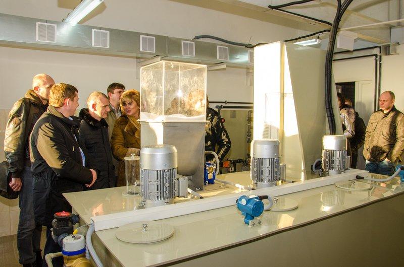 На Марганецкой насосно-фильтровальной станции установили новое оборудование (ФОТО) (фото) - фото 2