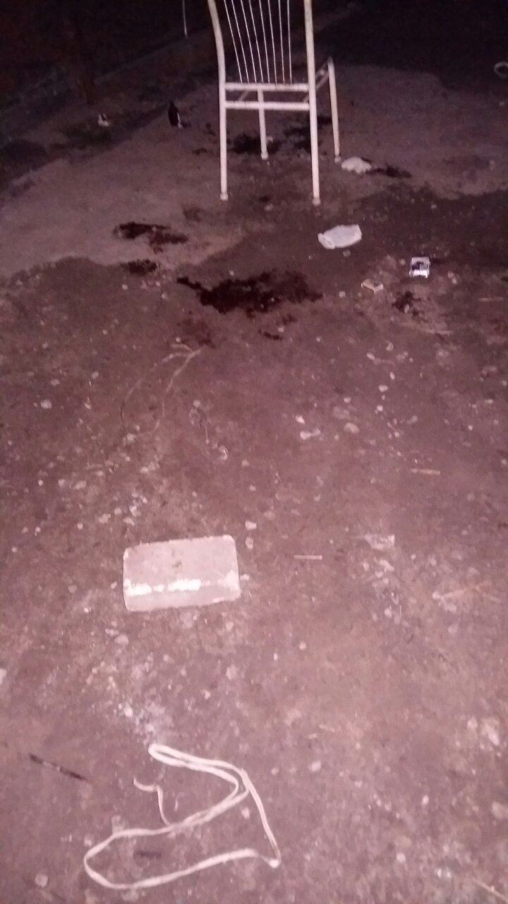 В Днепродзержинске совершено разбойное нападение во дворе незаконного пункта приема металлолома (фото) - фото 2