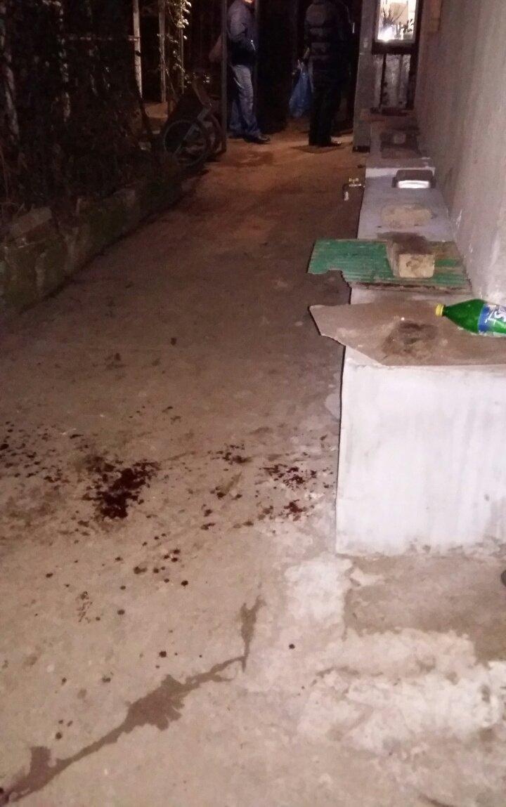 В Днепродзержинске совершено разбойное нападение во дворе незаконного пункта приема металлолома (фото) - фото 3