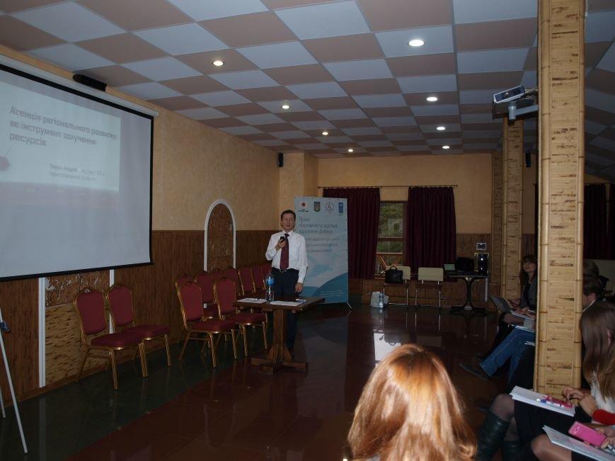 Кандидатов на работу в Агенстве регионального развития обучали в Святогорске (фото) - фото 1