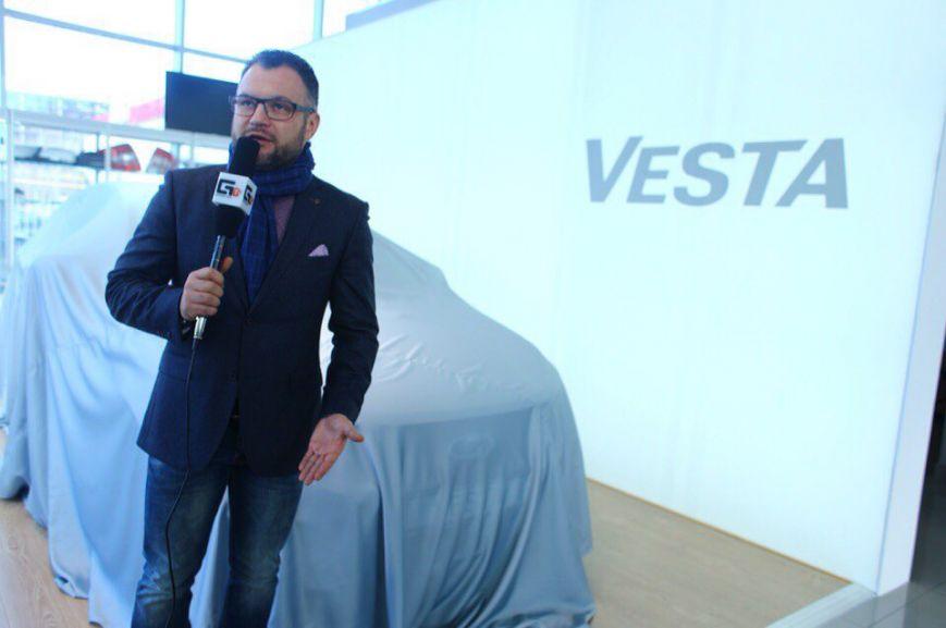 Презентация новой LADA Vesta в городе Минеральные Воды, фото-5