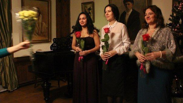 Старинные романсы звучали у рояля в Доме-музее П.П.Чистякова (фото) - фото 1