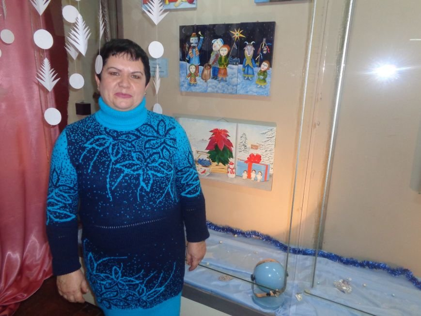 50 оттенков белого: в Красноармейском историческом музее представили зиму в работах местных художников (фото) - фото 8