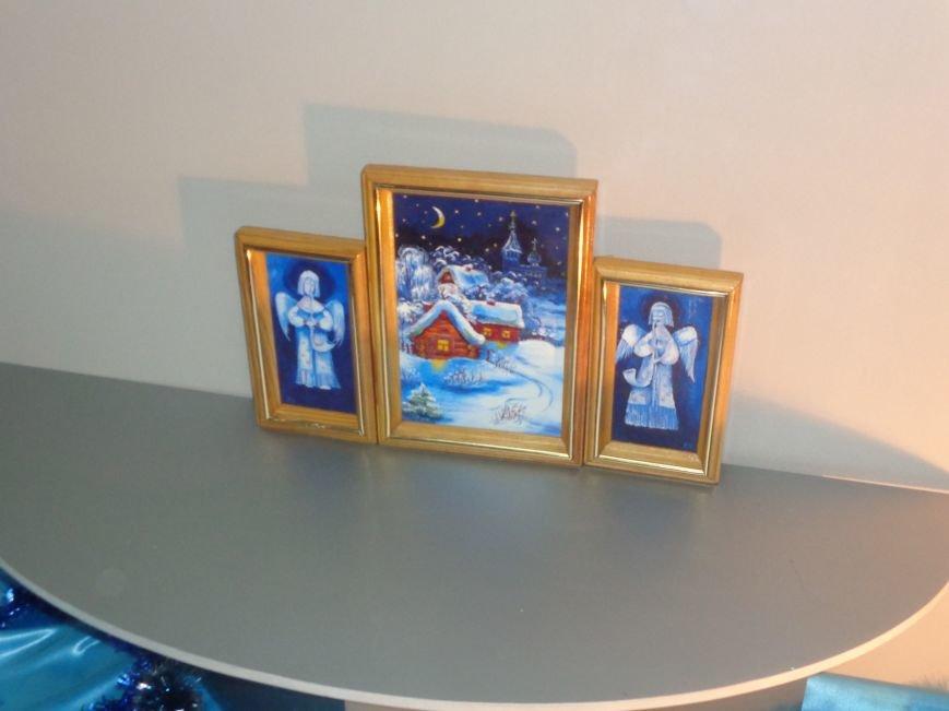 50 оттенков белого: в Красноармейском историческом музее представили зиму в работах местных художников (фото) - фото 5