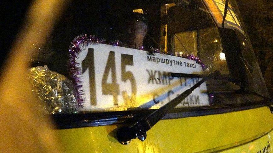 """На центральном проспекте  Мариуполя иномарка """"подбила"""" маршрутку (ФОТОФАКТ), фото-1"""