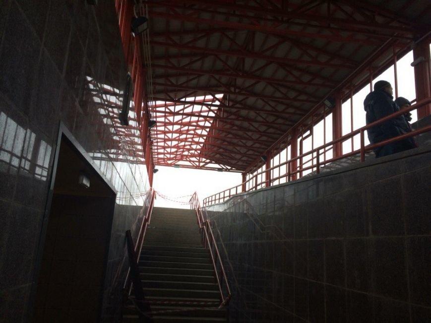 В Пулковском открыли подземный переход (фото) - фото 1