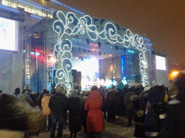 Какой нас встретит площадь Ленина в Новый год: фото, фото-4