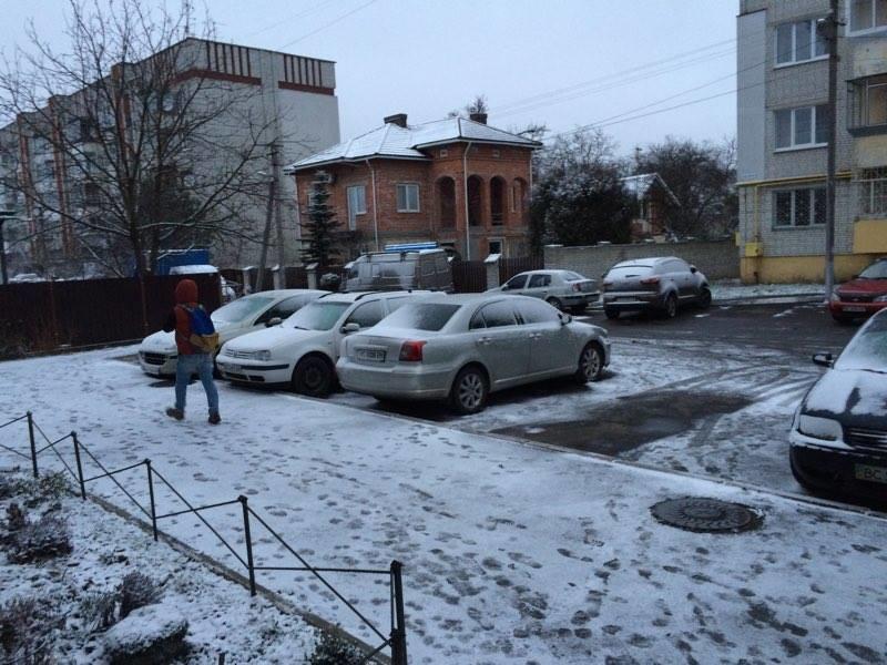 Львів засипало снігом (ФОТО), фото-2