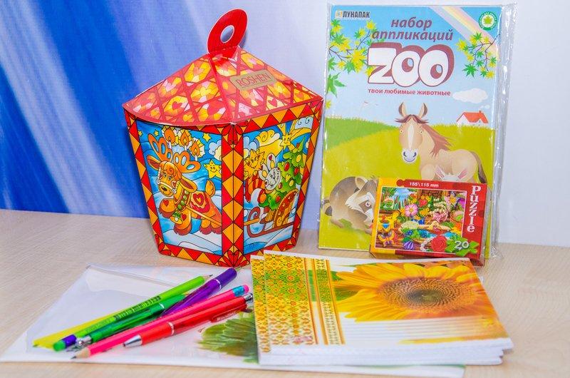 В Днепропетровске отправляют подарки детям бойцов АТО в разные уголки области (ФОТО) (фото) - фото 2