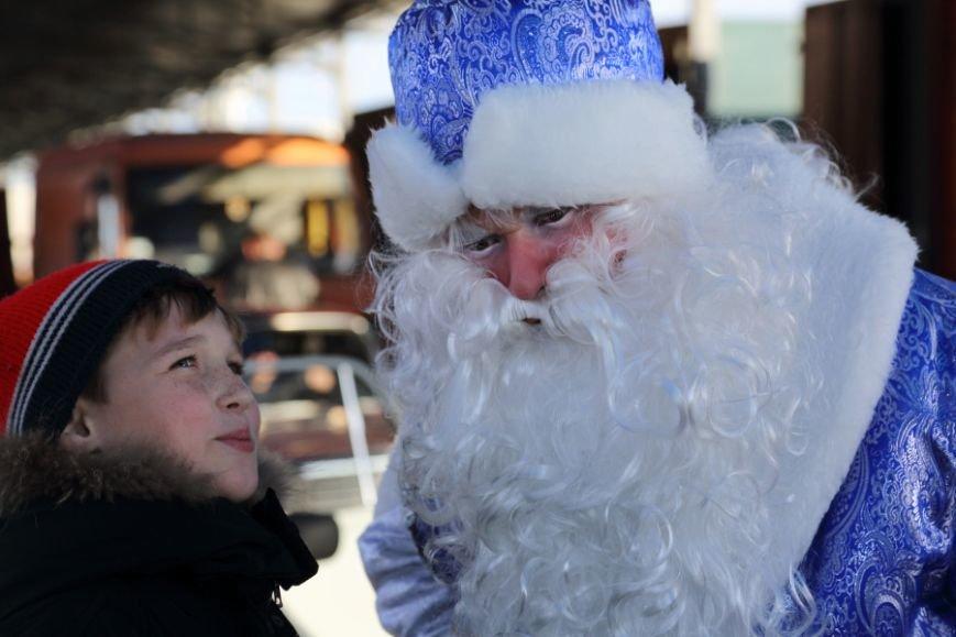 В Одессе прошла масштабная новогодняя ярмарка