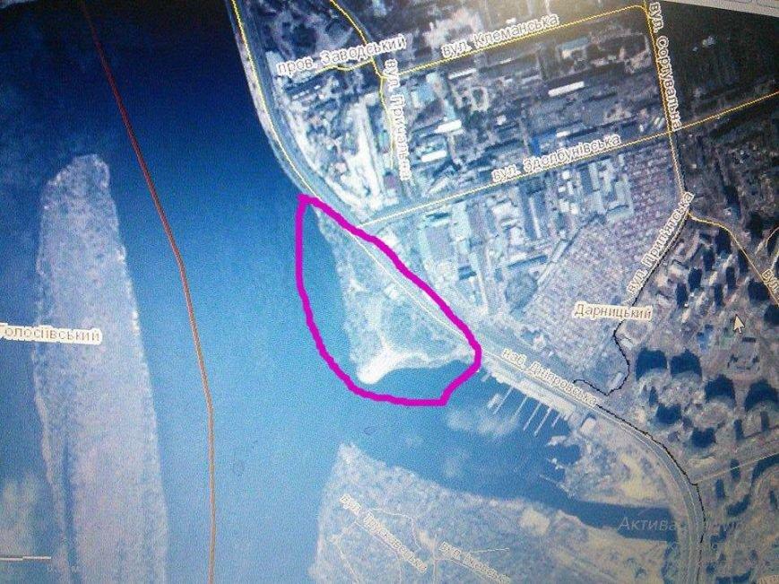 Кобзону и Табачнику принадлежит пляж Прибрежный на Осокорках, - депутат (фото) - фото 1
