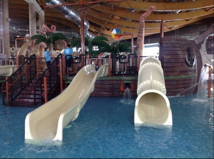 В Ульяновске открылся аквапарк «Улет» (фото) - фото 1