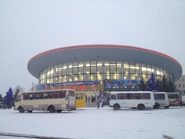 В Луганске окрыли