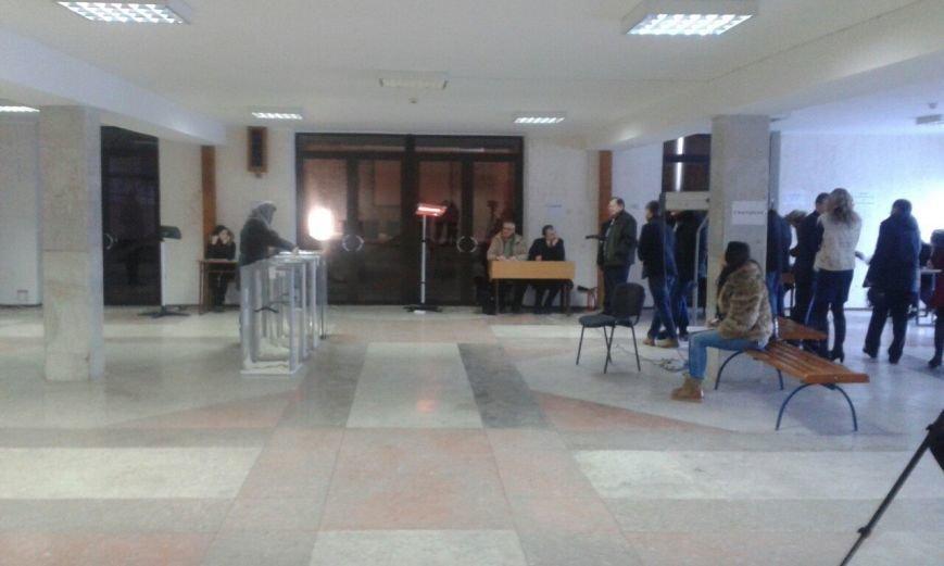 В Хмельницькому національному університеті обирають ректора (Фото) (фото) - фото 1