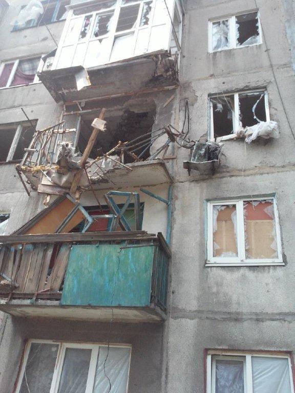 Авдеевский КХЗ восстановил две наиболее повреждённые многоэтажки (ФОТО), фото-2
