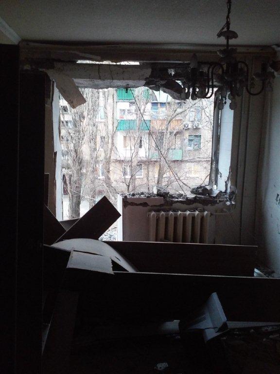 Авдеевский КХЗ восстановил две наиболее повреждённые многоэтажки (ФОТО), фото-3