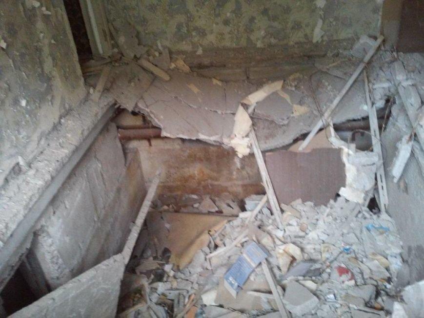 Авдеевский КХЗ восстановил две наиболее повреждённые многоэтажки (ФОТО), фото-1