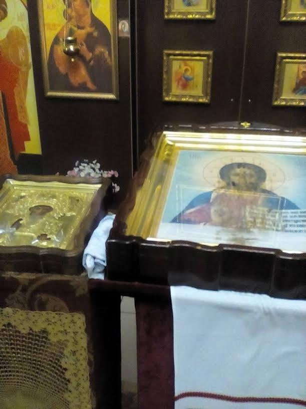 В Мариуполь прибыли чудотворные иконы (ФОТО), фото-1