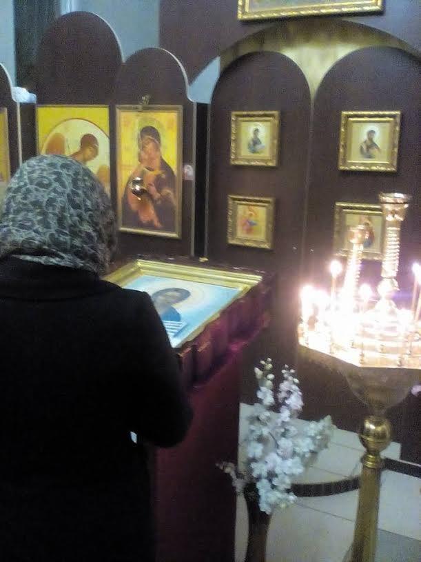 В Мариуполь прибыли чудотворные иконы (ФОТО), фото-2
