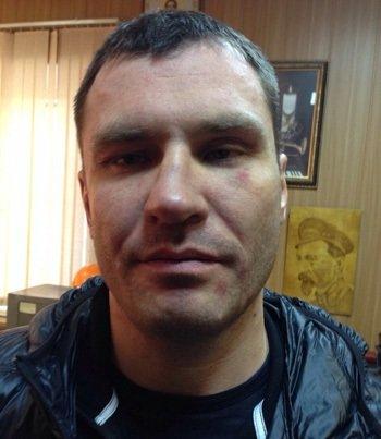 В Пушкине задержали автоподставщиков: они протаранили полицейскую