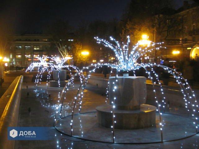 У Тернополі запрацювали фонтани (фото) (фото) - фото 1
