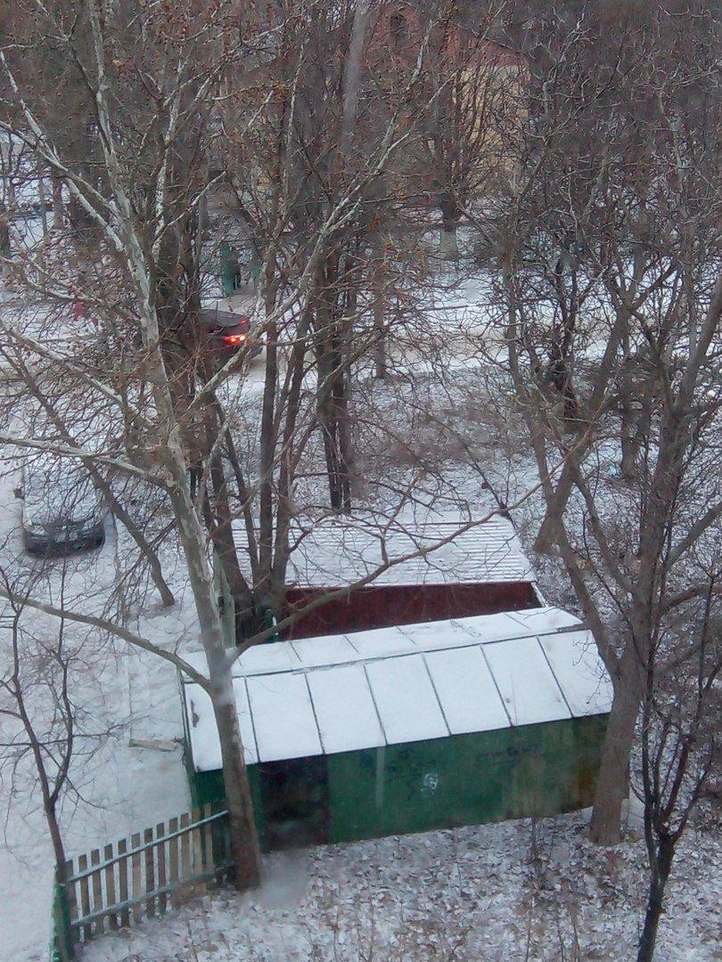 Новый год Симферополь встретит со снегом (ФОТО, ВИДЕО) (фото) - фото 1