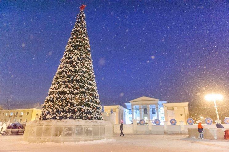 В Полевском открываются Снежные городки (фото) (фото) - фото 1