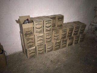 На Днепропетровщине СБУ блокировала поставку паленой  водки в зону АТО (фото) - фото 1