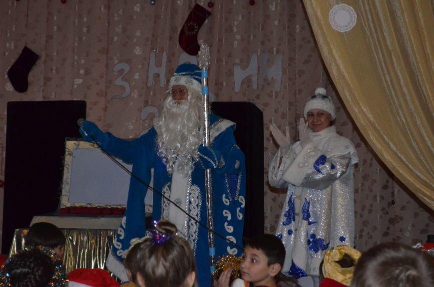 В Кривом Роге детей-сирот поздравили с новогодними праздниками сказочные персонажи (ФОТО), фото-3