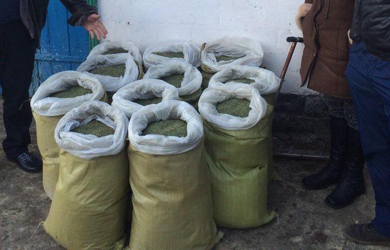 На Днепропетровщине изъяли рекордную партию наркотиков (ФОТО) (фото) - фото 4