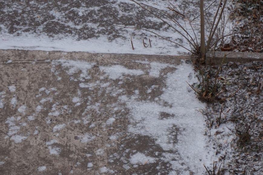 Кривой Рог накрыло снежной бурей (ФОТО) (фото) - фото 8
