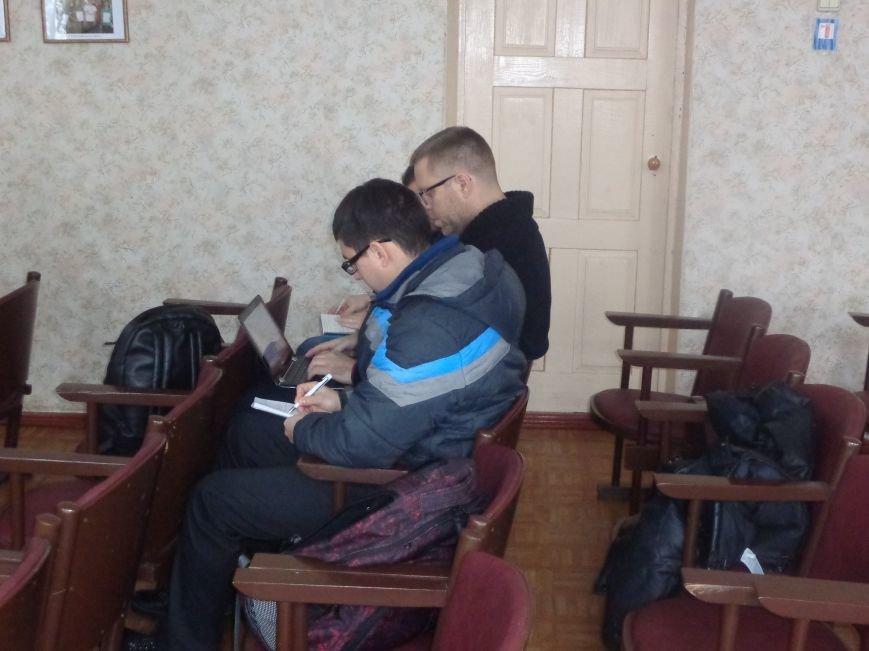 Сегодня Красноармейский центр занятости впервые посетили представители ОБСЕ (фото) - фото 1