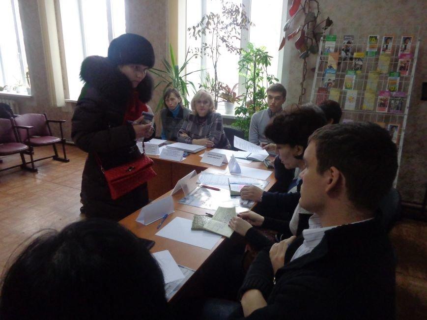 Сегодня Красноармейский центр занятости впервые посетили представители ОБСЕ (фото) - фото 7