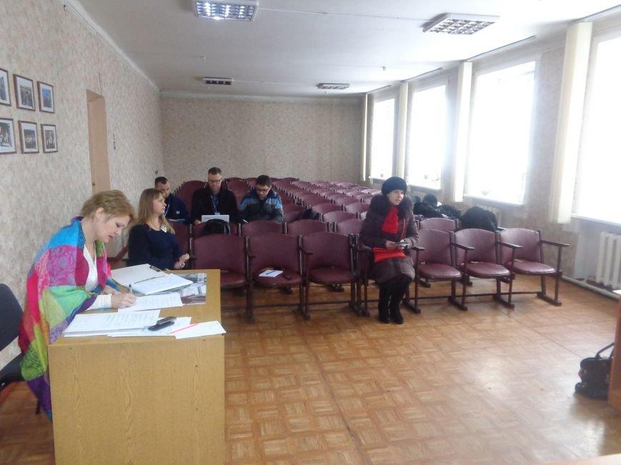Сегодня Красноармейский центр занятости впервые посетили представители ОБСЕ (фото) - фото 6