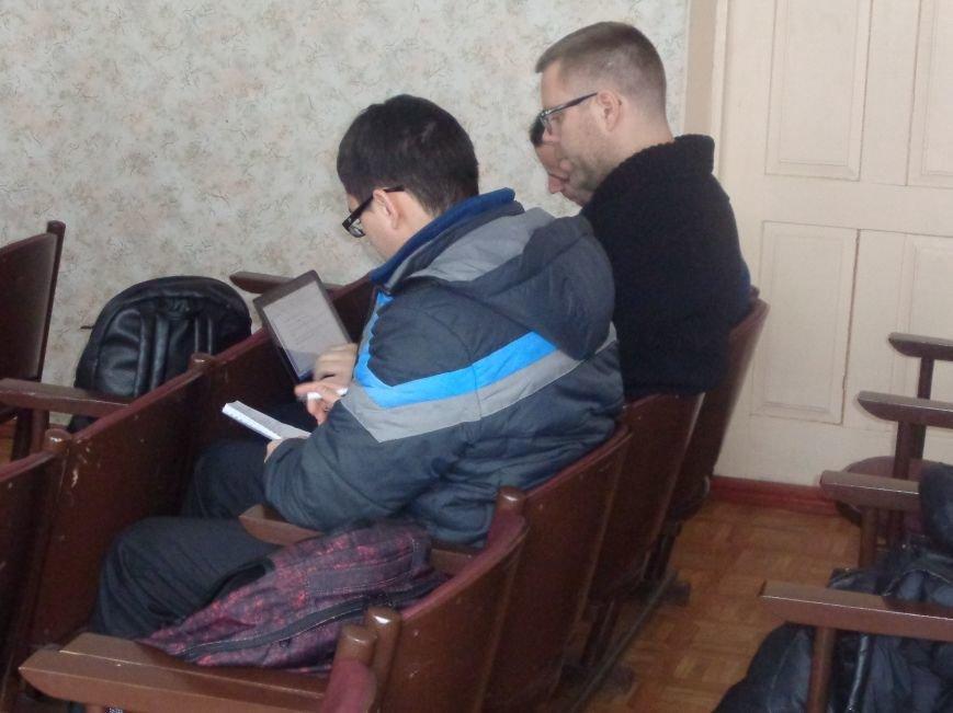 Сегодня Красноармейский центр занятости впервые посетили представители ОБСЕ (фото) - фото 4