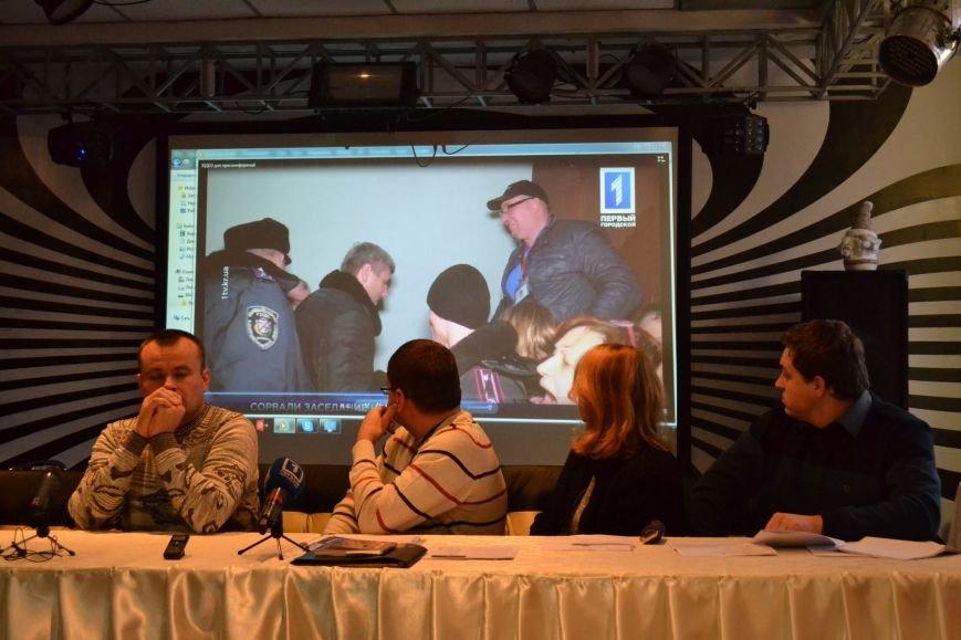 Криворожская правозащитница: Мы вынуждены толкать полисменов, следователей, прокуроров к выполнению своих обязанностей (ФОТО), фото-1