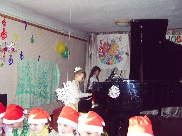 Новогодний праздник в Юнокоммунаровской школе искусств, фото-4