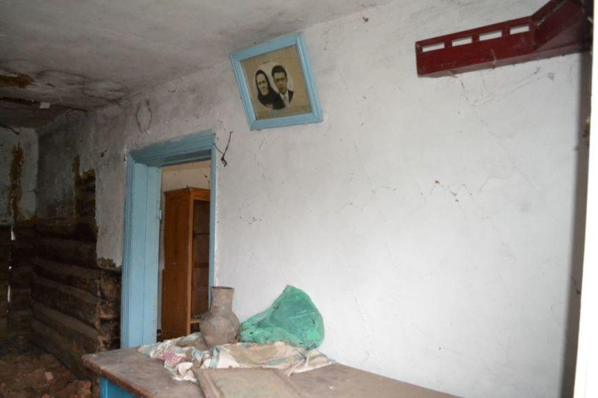 Как вымирает Черниговщина (фоторепортаж) (фото) - фото 16
