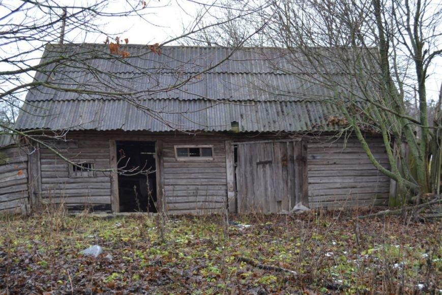 Как вымирает Черниговщина (фоторепортаж) (фото) - фото 15