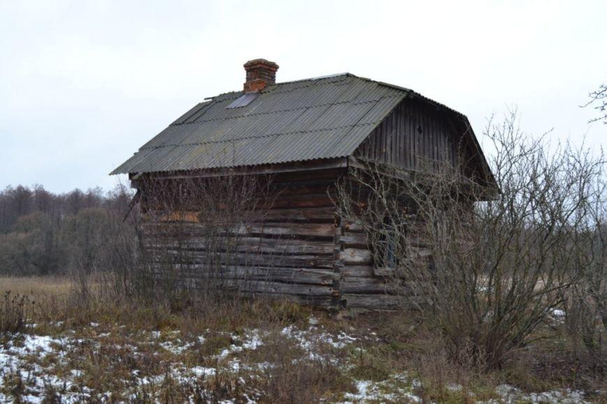Как вымирает Черниговщина (фоторепортаж) (фото) - фото 3