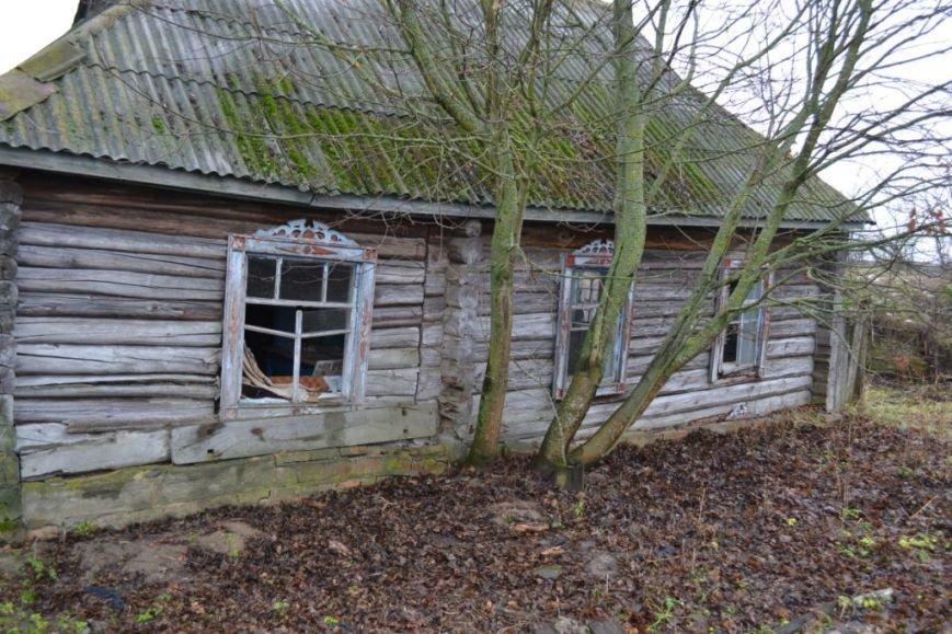 Как вымирает Черниговщина (фоторепортаж) (фото) - фото 14