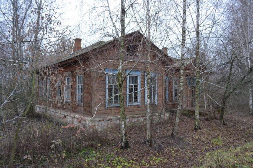 Как вымирает Черниговщина (фоторепортаж) (фото) - фото 22