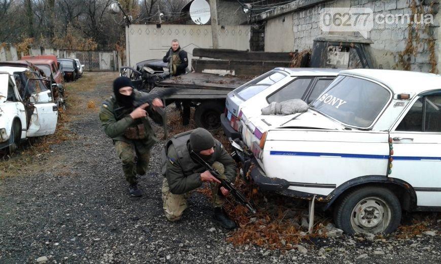полиция_учения