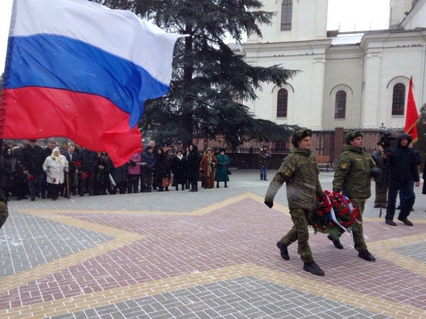 Симферопольский сквер Победы открыли после реконструкции (ФОТО) (фото) - фото 1