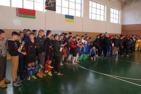 На Хмельниччині провели турнір пам'яті Героя України Георгія Кірпи (Фото) (фото) - фото 1