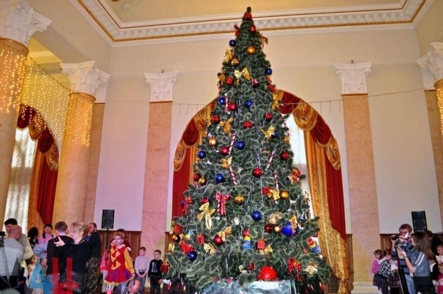 елка Донецк